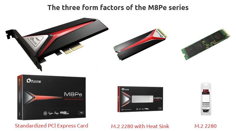 Plextor M8Pe (Bild: Plextor)