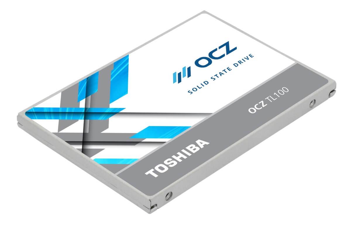 Toshiba OCZ TL100 (Bild: Toshiba)