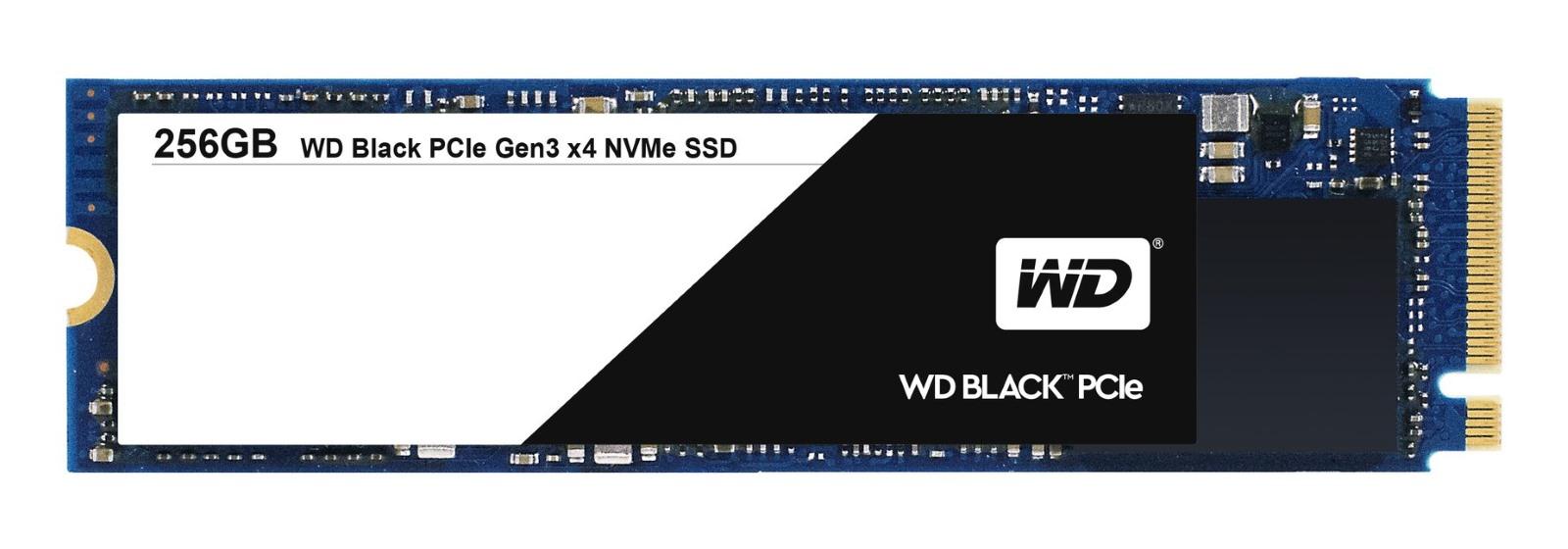 WD Black PCIe SSD (Bild: WD)